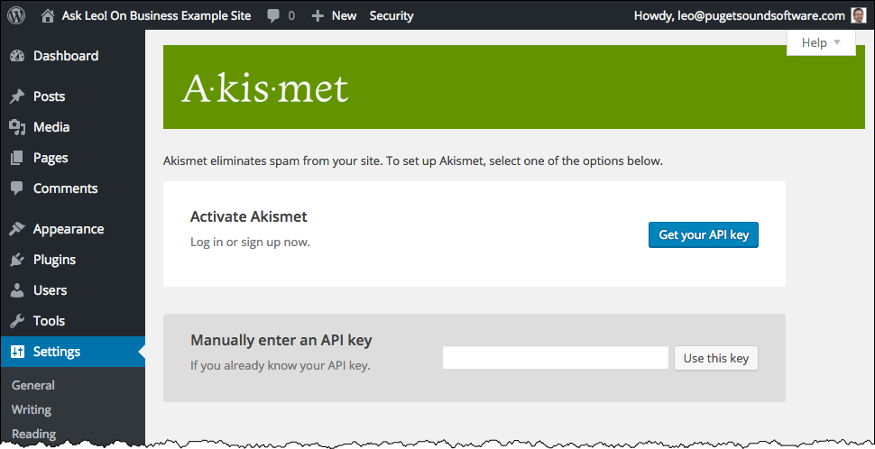 Kismet Web Interface