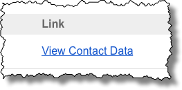 WDRP View Contact Data Link